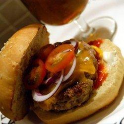 The Perfect Burger recipe