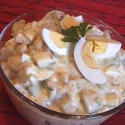 Mom's Danish Potato Salad recipe