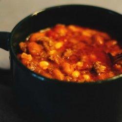 Weight Watchers Low Fat Taco Soup recipe