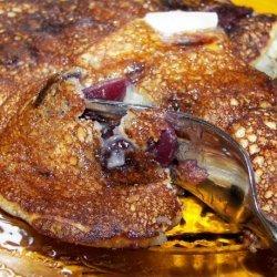 The Best Blueberry Buttermilk Pancakes recipe