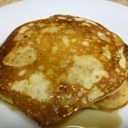 The Best Fluffiest Buttermilk Pancakes on the Planet! recipe