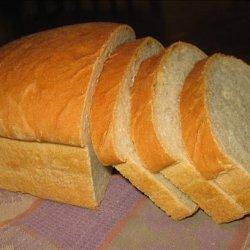 Julia Child's White Bread recipe