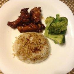 Teriyaki Chicken Drumsticks (Teriyaki) recipe