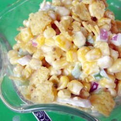 Paula Deen's Corn Salad recipe