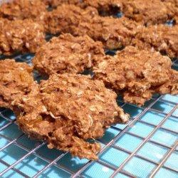 Healthy Oatmeal/Raisin Cookies recipe