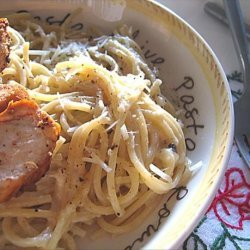 Mean Chef's Fettuccine Alfredo recipe