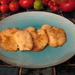 Panko Crusted Tilapia recipe