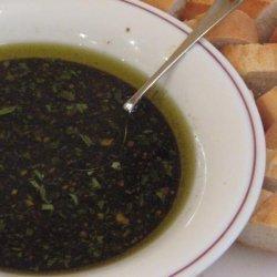 Dipping Oil for Bread recipe