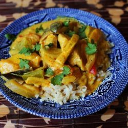 Chicken and Mango Curry recipe