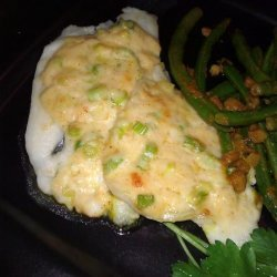 Broiled Sole Parmesan recipe