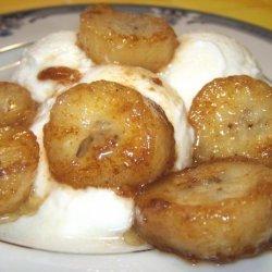 Easy Bananas Foster recipe