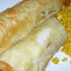 Quick and Easy Chicken Enchiladas recipe