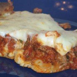 Deep-Dish Pizza Casserole recipe