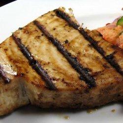 Spicy Tuna Steaks recipe
