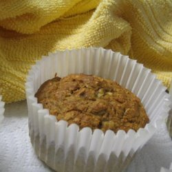 Best Ever Eggless Banana Oatmeal Muffins recipe