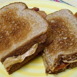 Peanut Butter and Bacon Sandwich recipe