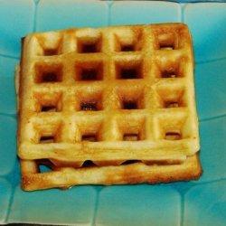 Waffle of Insane Greatness recipe