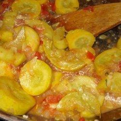 Summer Squash Saute recipe