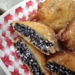 Deep Fried Oreos recipe