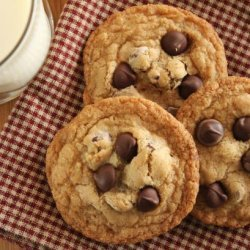 Gluten Free Awesome Chocolate Chip Cookies recipe
