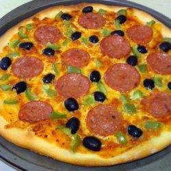 My  Best Ever  Breadmaker Pizza Dough recipe