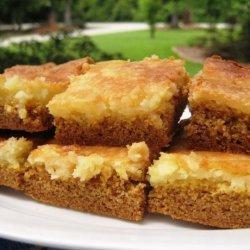 Ooey Gooey Butter Cake recipe