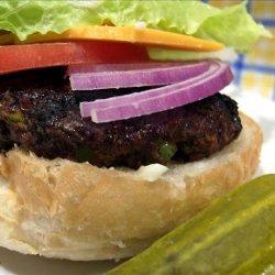 The Bomb Burgers recipe