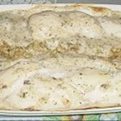 Chicken and Stuffing Bake recipe