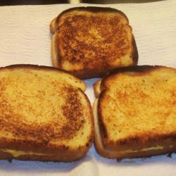 Grilled Cheese Sandwiches for Many recipe