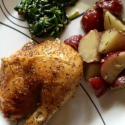 Best Roasted Chicken You'll Ever Have!! recipe