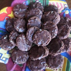 Andes Chocolate Mint Cookies recipe