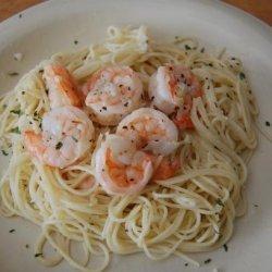 Pasta With Shrimp and Wine recipe