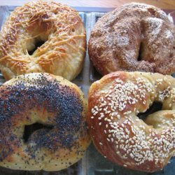 Basic Bagel (For the Bread Machine) recipe