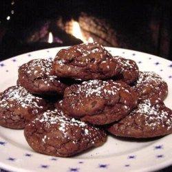 Ultimate Chocolate Truffle Cookies recipe