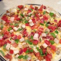 Thin Pizza Crust recipe