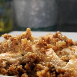 Crock Pot Chicken and Stuffing recipe