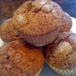 Holiday Gingerbread Muffins recipe