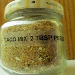Taco Seasoning Mix recipe
