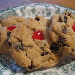Soft Raisin Cookies recipe