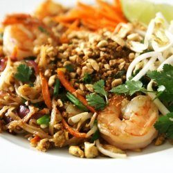 Pad Thai (Thai Stir-Fried Noodles) recipe