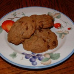 Alton Brown's Chewy Cookies recipe