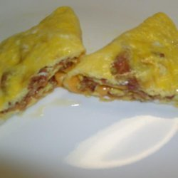 Magic Omelette recipe