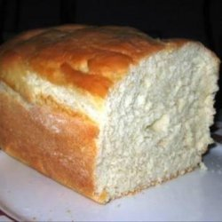 Homemade White Bread, Non-Bread Machine recipe