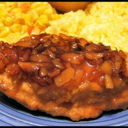Chicken With Honey recipe