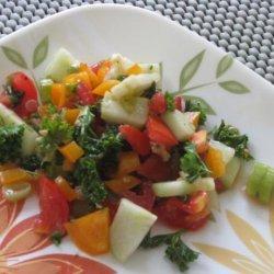 Turkish Salad recipe