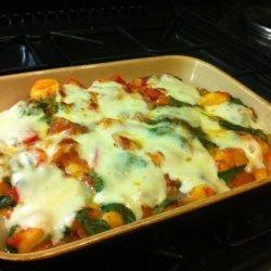 Gnocchi & Tomato Bake (With Freezing Instructions) recipe