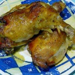 Honey Mustard Curry Chicken recipe