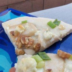 Kittencal's Best Garlic Pizza Dough for the Bread Machine recipe