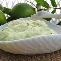 Lime and Ginger Salt Glow recipe