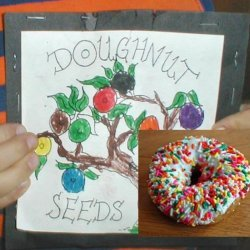 Grow Your Own Magic Doughnuts - Donuts recipe